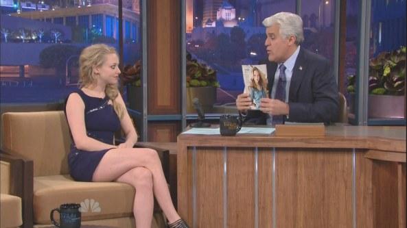 Amanda Seyfried - The Tonight Show with Jay Leno (2010-05-11)2