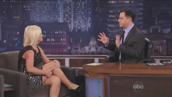 Amy Poehler - Jimmy Kimmel Live (2011-01-26)4