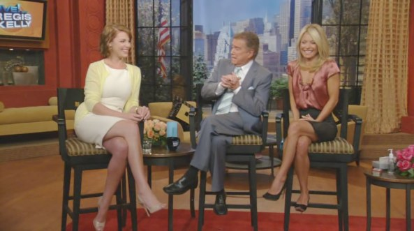 Katherine Heigl - Live with Regis and Kelly (2009-07-22)1