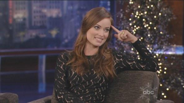 Olivia Wilde - Jimmy Kimmel Live (2010-12-14)6
