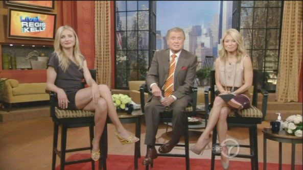 Cameron Diaz - Live with Regis & Kelly (2010-05-21)1