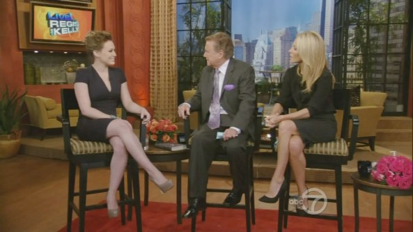 Hilary Duff - Live With Regis And Kelly (2010-10-12)1